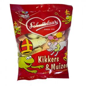 Schuttelaar Kikkers & Muizen zachte schuimpjes